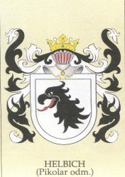 Helbich coat-of-arms