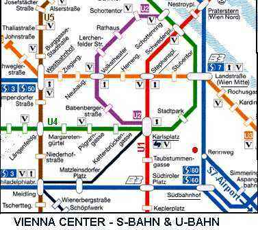 Tour of Vienna Old City