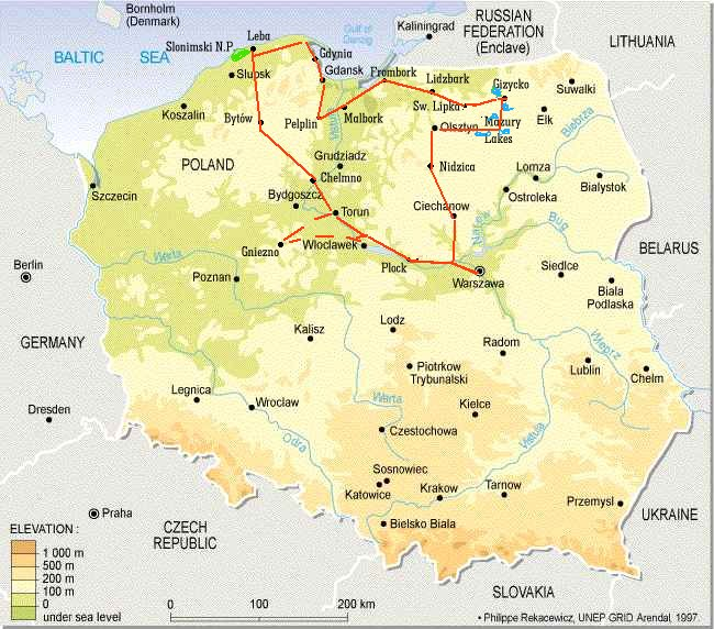Map Of Poland Throughout History Essay - image 10